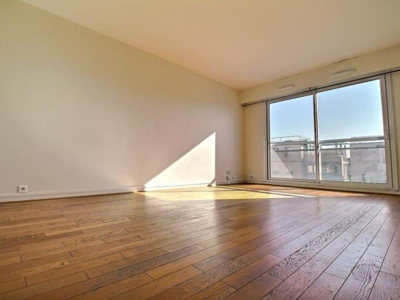 Sale apartment Issy les moulineaux 539000€ - Picture 2
