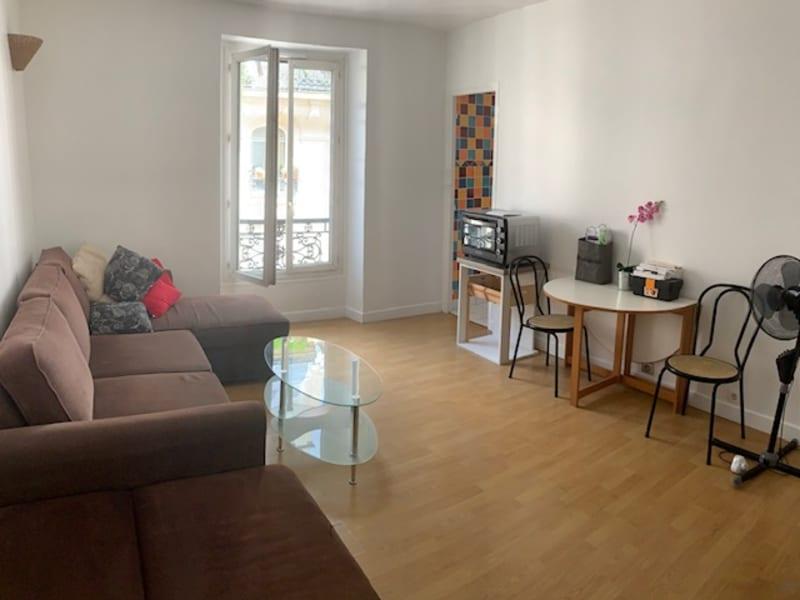 Rental apartment Paris 11ème 1200€ CC - Picture 1