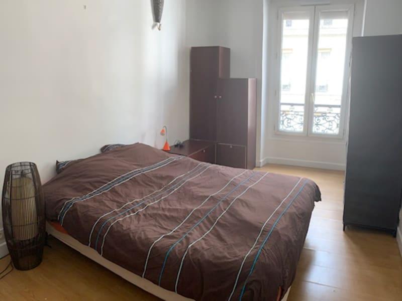 Rental apartment Paris 11ème 1200€ CC - Picture 2