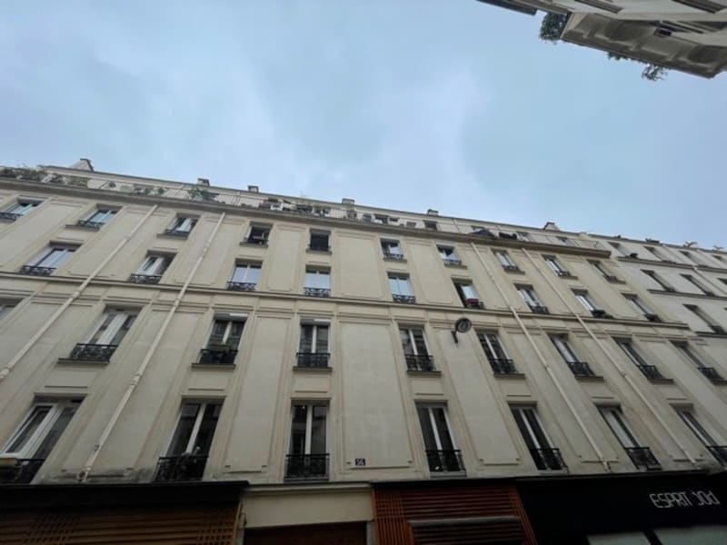 Rental apartment Paris 11ème 1200€ CC - Picture 4