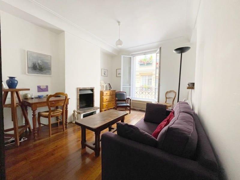 Vente appartement Paris 11ème 528000€ - Photo 1
