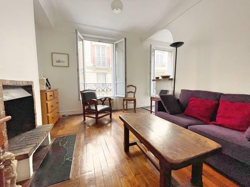 Vente appartement Paris 11ème 528000€ - Photo 2