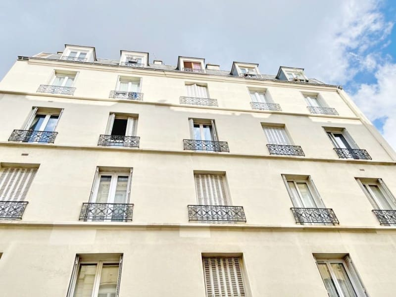 Vente appartement Paris 11ème 528000€ - Photo 8