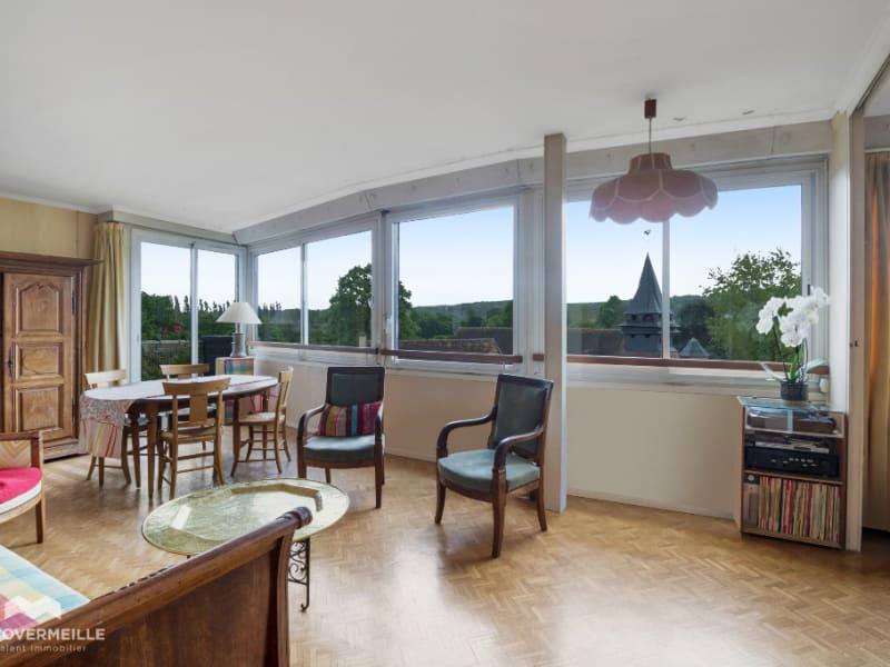 Sale apartment Croissy sur seine 600000€ - Picture 2