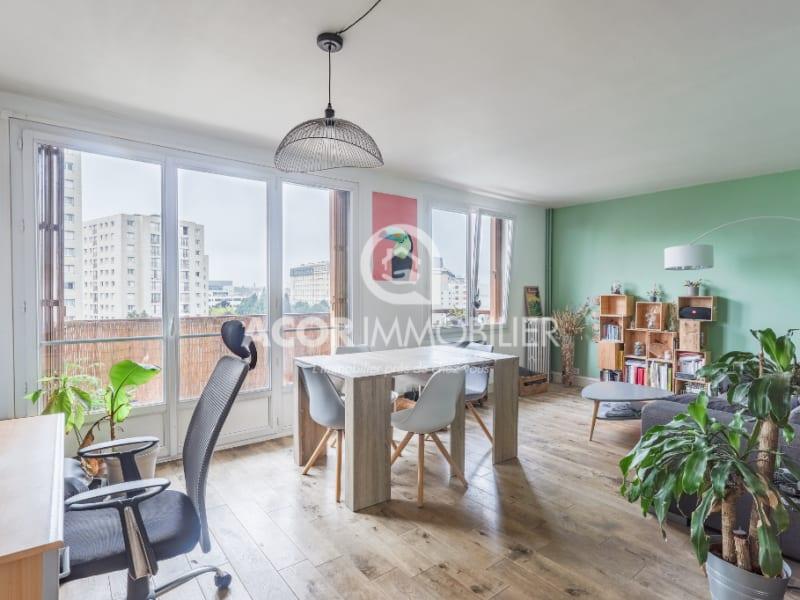 Appartement  3P de 62.52 m2 avec balcon et box, au Métro!