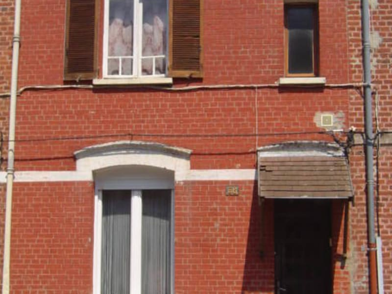 Rental house / villa Saint quentin 600€ CC - Picture 1