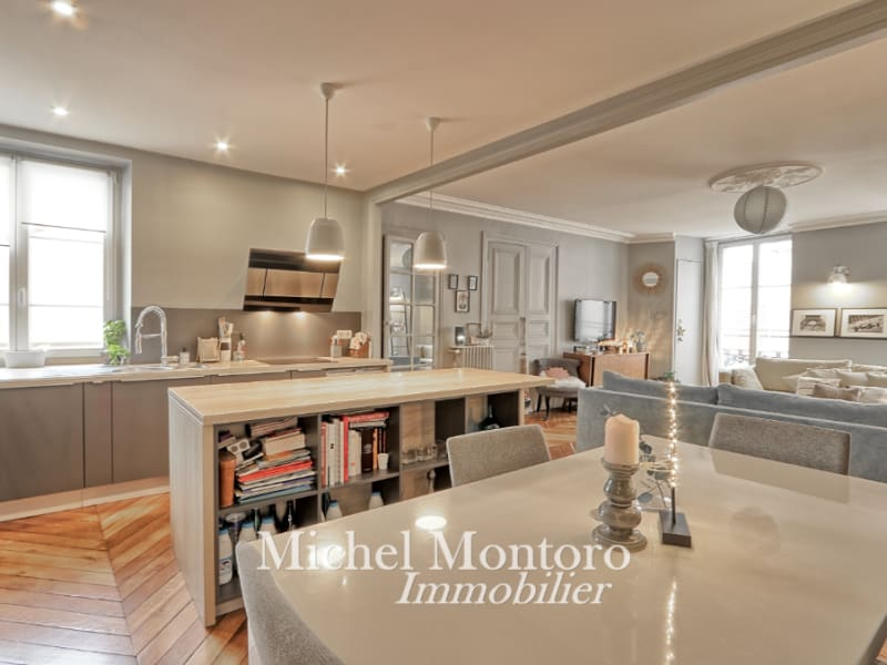 Venta  apartamento Saint germain en laye 1185000€ - Fotografía 2