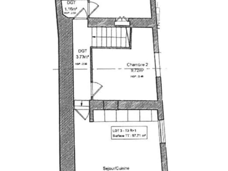 Vente appartement Lagny sur marne 272000€ - Photo 1