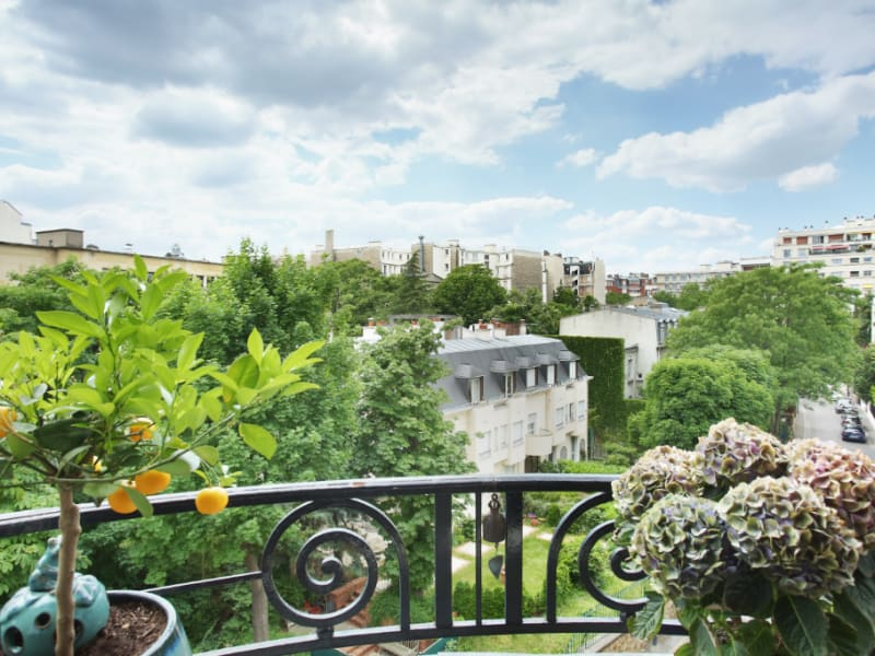 Sale apartment Paris 16ème 1270000€ - Picture 2
