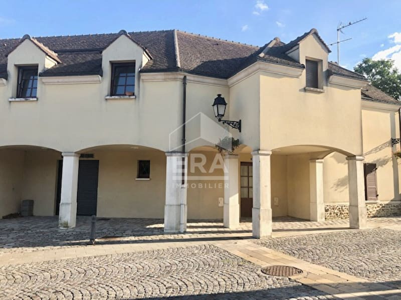 Rental apartment Rubelles 620€ CC - Picture 1