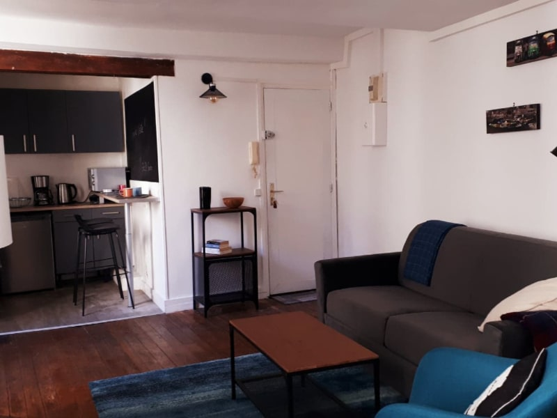 Rental apartment Pontoise 797€ CC - Picture 1