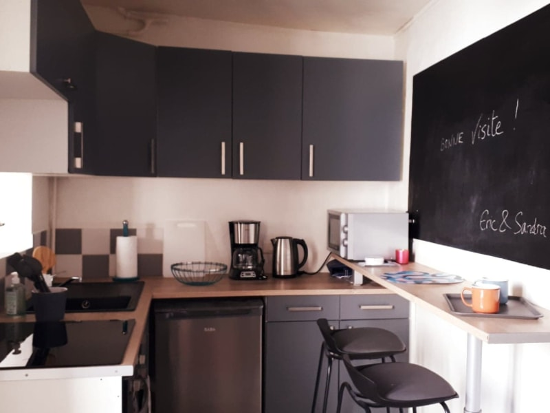 Rental apartment Pontoise 797€ CC - Picture 3