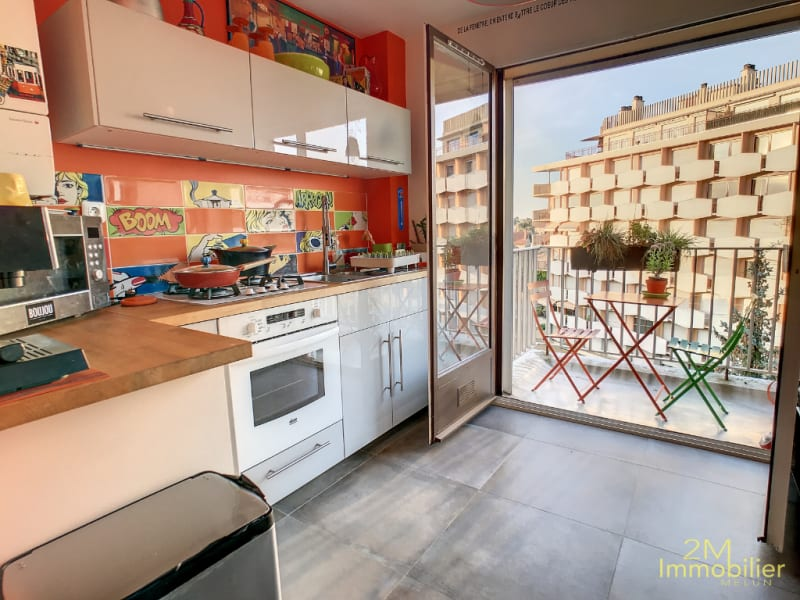 Vente appartement Melun 180000€ - Photo 2