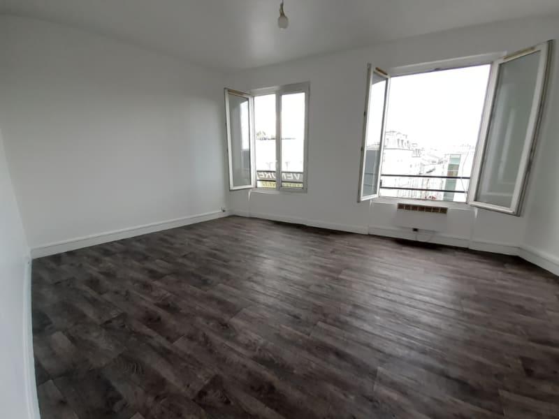 Sale apartment Paris 18ème 325000€ - Picture 1