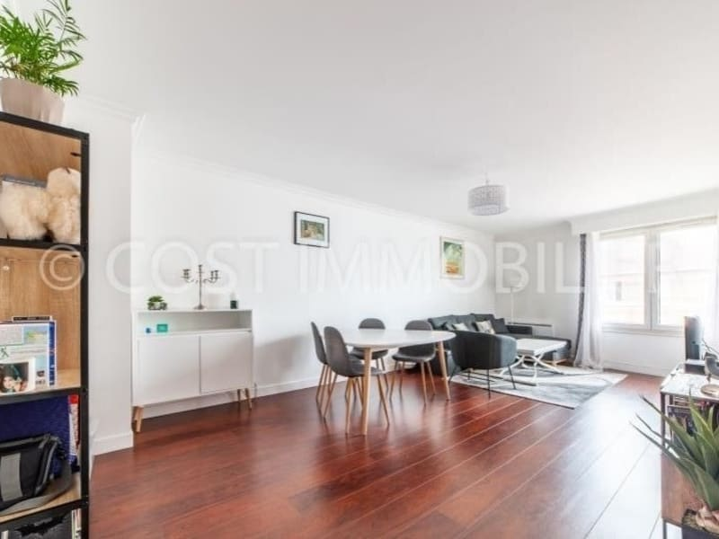Vente appartement Asnieres sur seine 409000€ - Photo 1