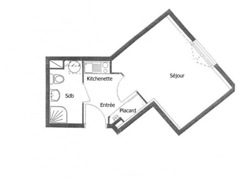Vente appartement Illkirch graffenstaden 115000€ - Photo 2