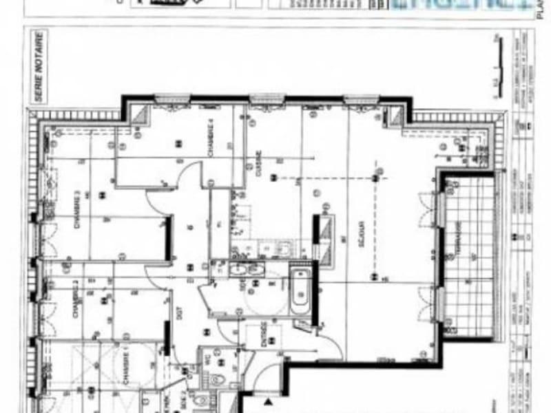 Sale apartment Puteaux 998000€ - Picture 2