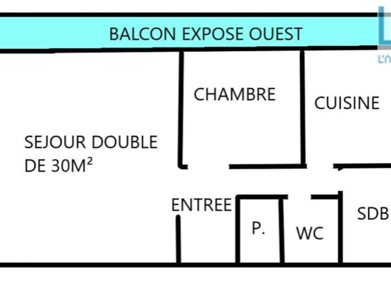 Sale apartment Boulogne billancourt 650000€ - Picture 3