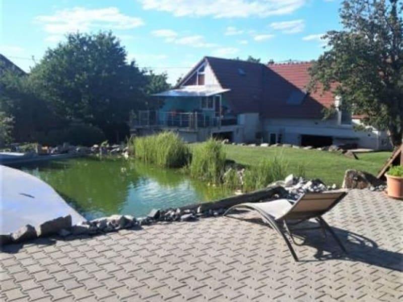 Vente maison / villa Soultz-sous-forêt 598000€ - Photo 1