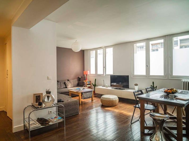 Vente appartement Paris 15ème 810000€ - Photo 1