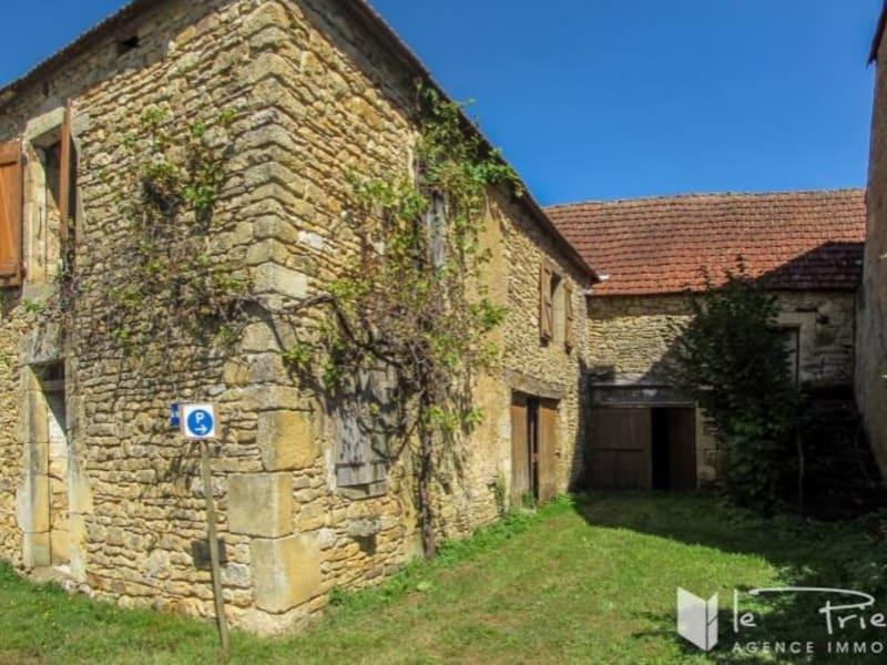 Sale house / villa Fajoles 45000€ - Picture 1