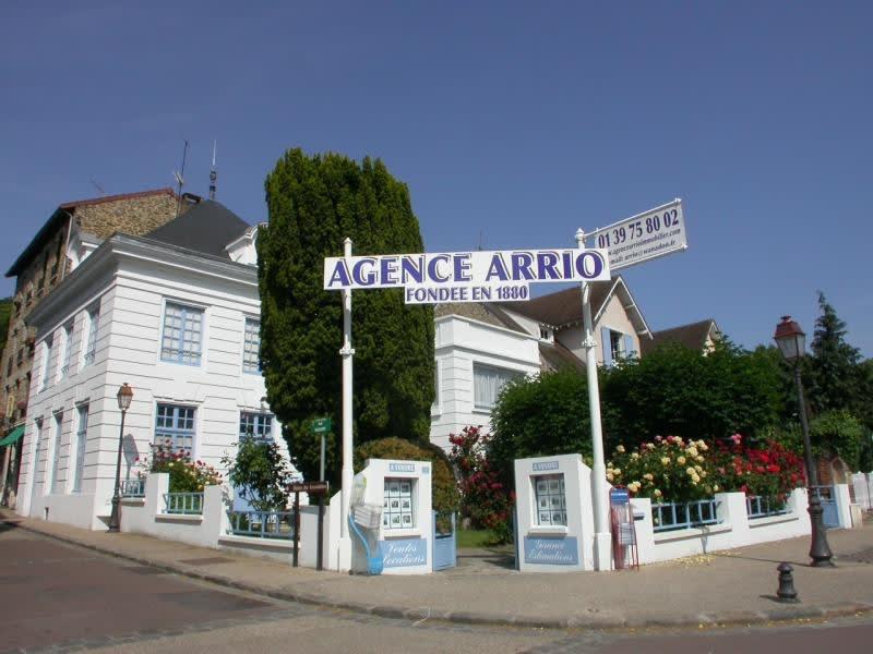 Vente terrain Villennes sur seine 260000€ - Photo 1
