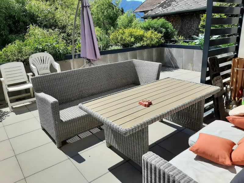 Vente de prestige appartement Drumettaz clarafond 398000€ - Photo 4