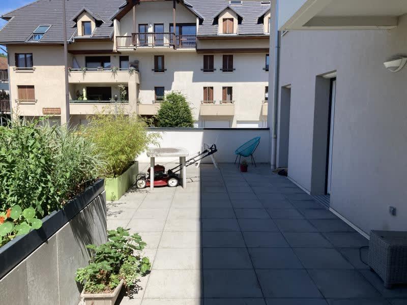 Vente de prestige appartement Drumettaz clarafond 398000€ - Photo 5