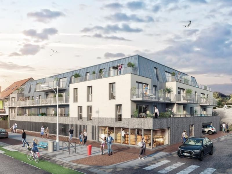Sale apartment Fort mahon plage 207000€ - Picture 1