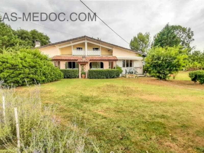 Sale house / villa Begadan 370000€ - Picture 2