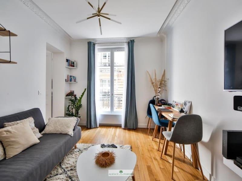 Vente appartement Paris 17ème 530000€ - Photo 3