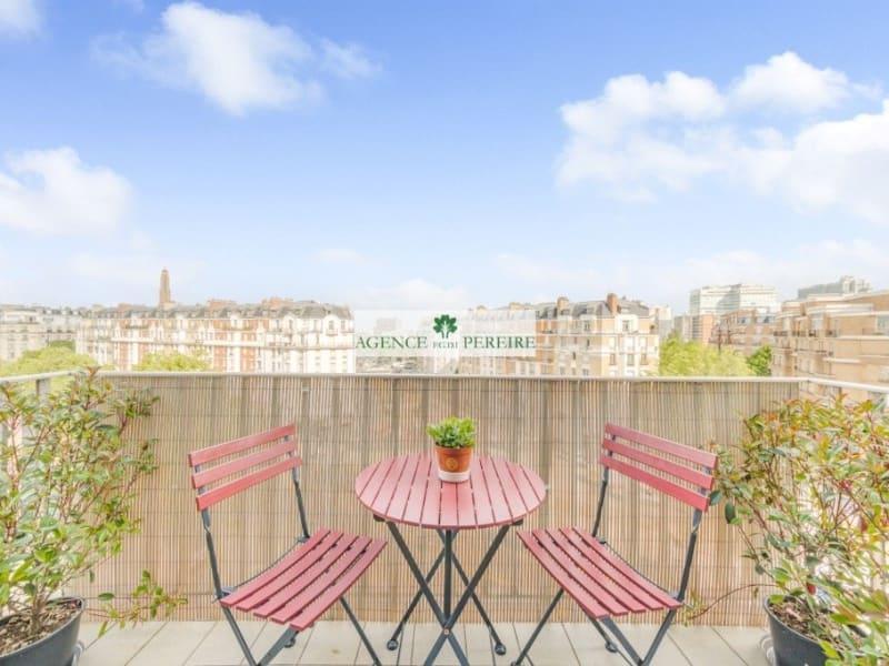 Sale apartment Paris 17ème 805000€ - Picture 1