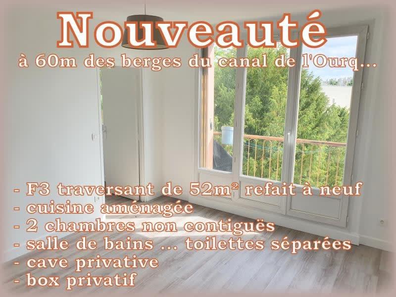 Vente appartement Les pavillons sous bois 178000€ - Photo 1