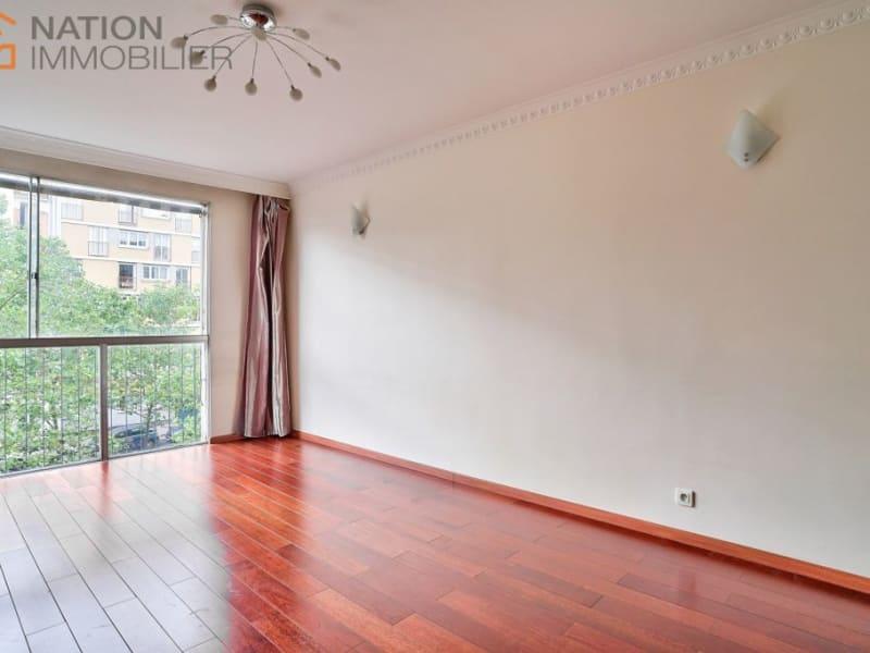 Venta  apartamento Paris 20ème 630000€ - Fotografía 2