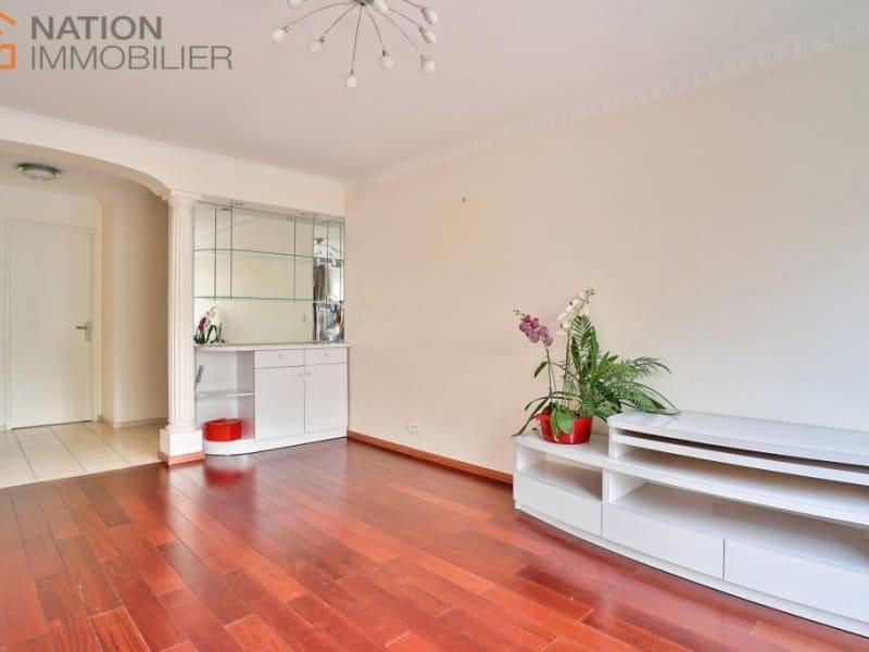 Venta  apartamento Paris 20ème 630000€ - Fotografía 3