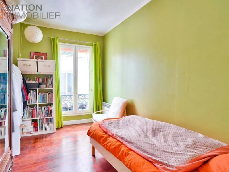 Venta  apartamento Paris 20ème 610000€ - Fotografía 5