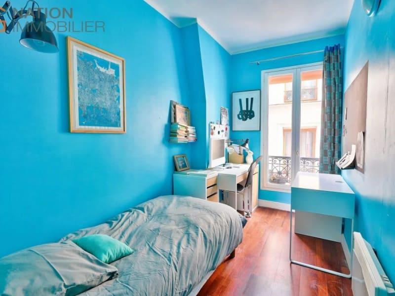 Venta  apartamento Paris 20ème 610000€ - Fotografía 6