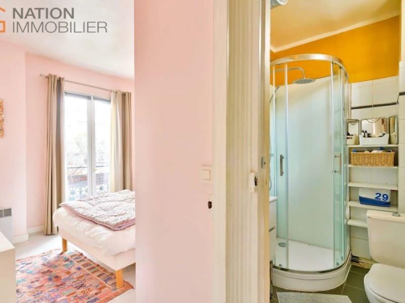 Venta  apartamento Paris 20ème 610000€ - Fotografía 7