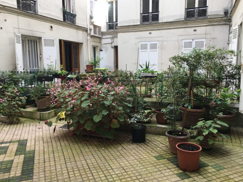 Sale apartment Paris 17ème 420000€ - Picture 10