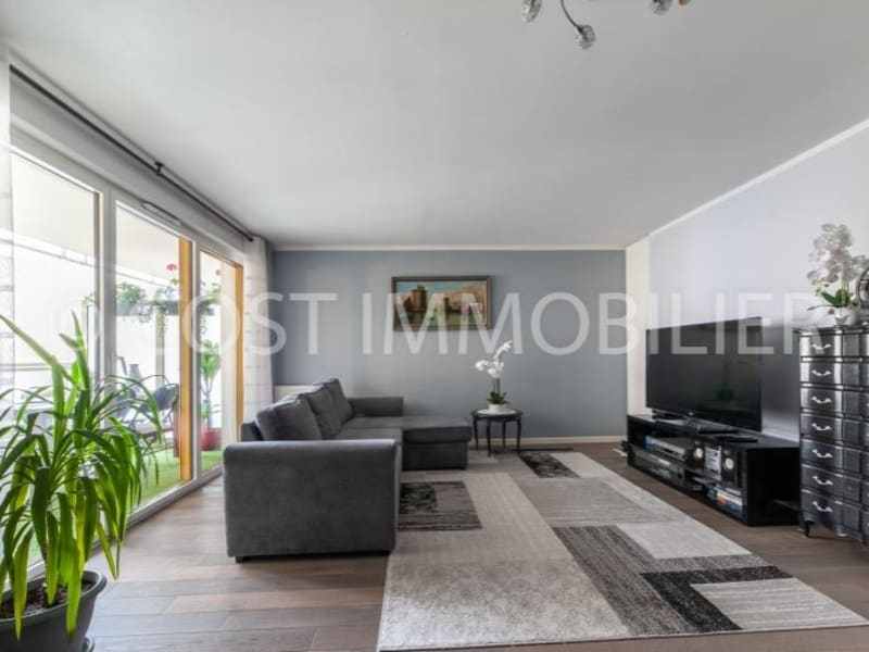 Vente appartement Colombes 420000€ - Photo 2