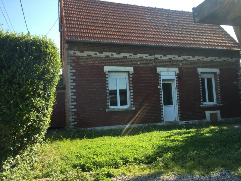 Rental house / villa Nauroy 571€ CC - Picture 1