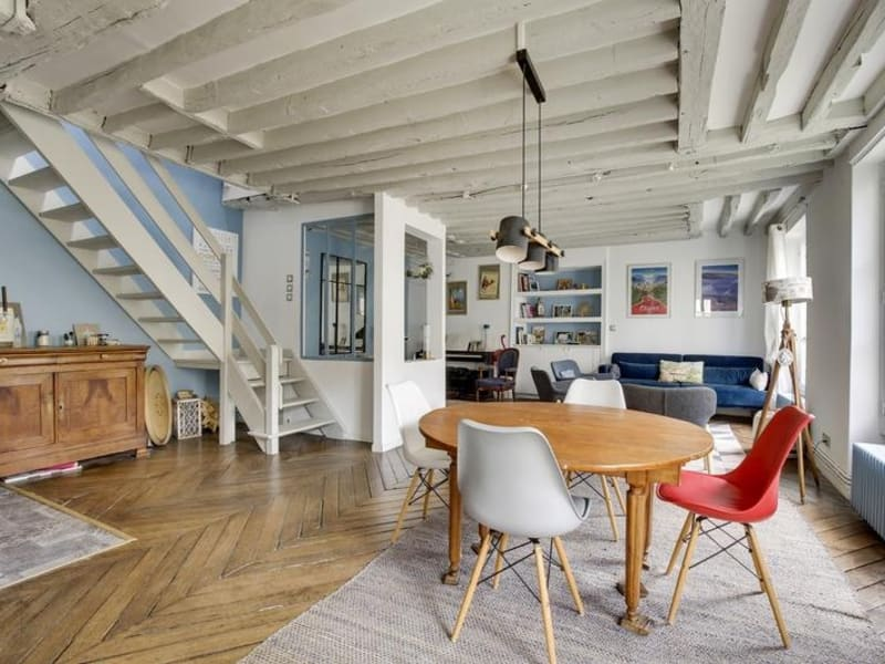 Sale apartment Versailles 950000€ - Picture 2