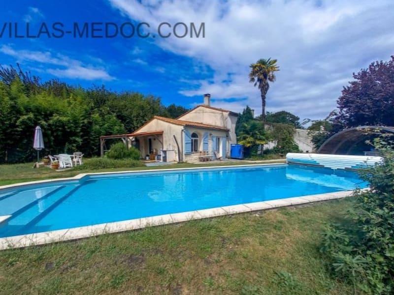 Sale house / villa Gaillan en medoc 413000€ - Picture 1