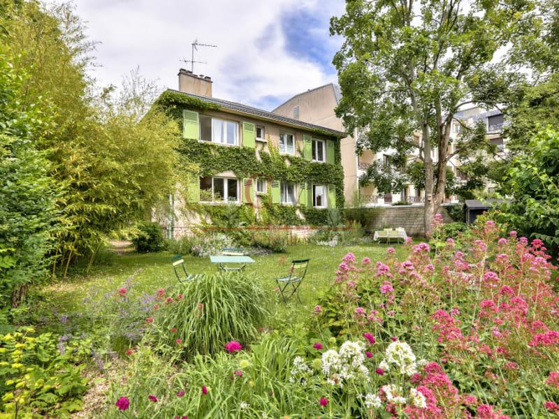 Sale house / villa Garches 1470000€ - Picture 1