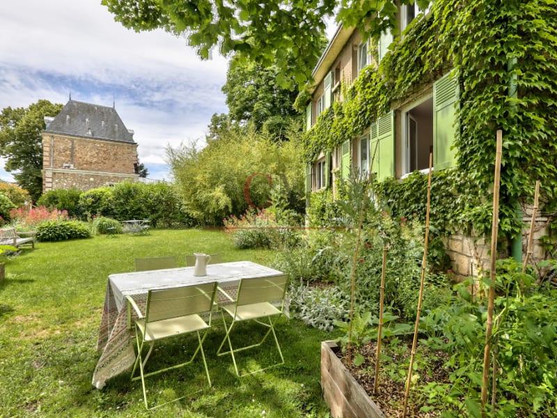 Sale house / villa Garches 1470000€ - Picture 2