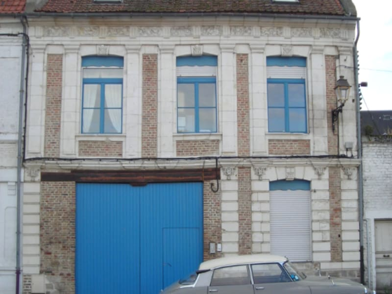 Location appartement Aire sur la lys 360€ CC - Photo 1