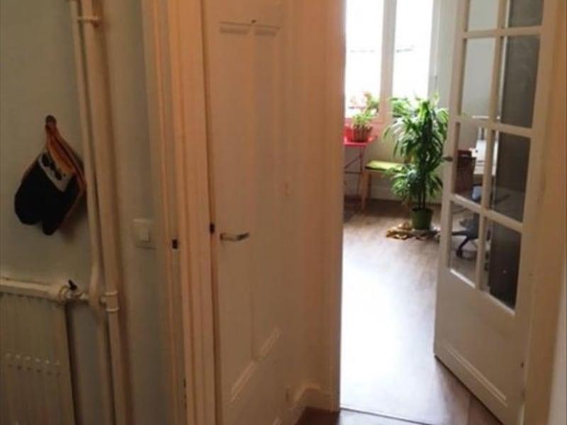 Rental apartment Paris 17ème 1050€ CC - Picture 2