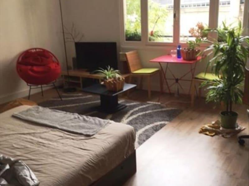 Rental apartment Paris 17ème 1050€ CC - Picture 3