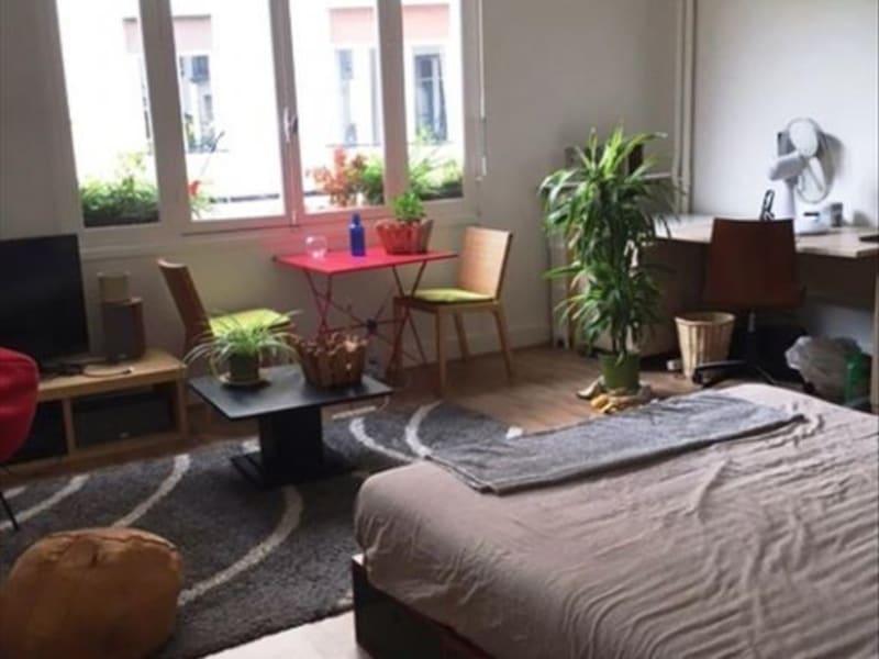 Rental apartment Paris 17ème 1050€ CC - Picture 4