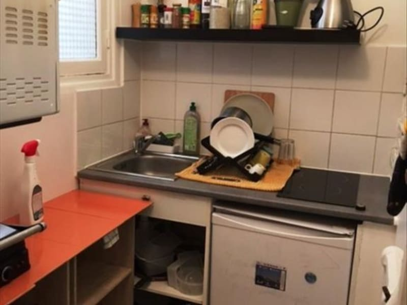 Rental apartment Paris 17ème 1050€ CC - Picture 5